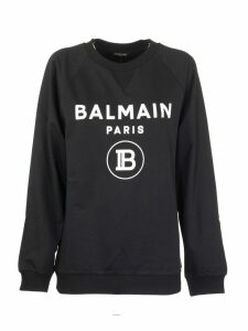 Balmain Black Sweatshirt