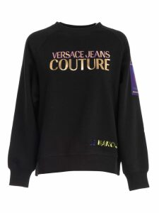 Versace Jeans Couture Sweatshirt Crew Neck Fanatsy