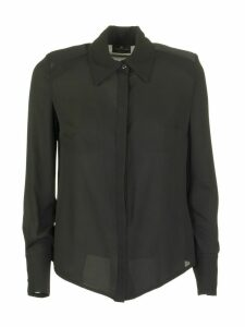 Elisabetta Franchi Celyn B. Black Shirt