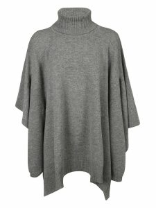 Maison Margiela Turtleneck Poncho