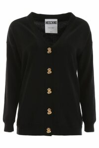 Moschino Dollar Cardigan