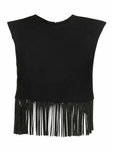Philosophy di Lorenzo Serafini Fringed Top