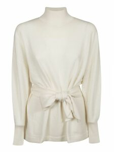 Zimmermann Tie Waist Sweater