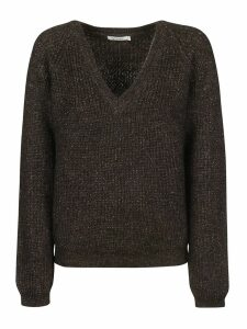 Mes Demoiselles V-neck Sweater