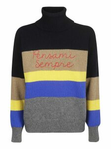 Giada Benincasa Turtleneck Sweater