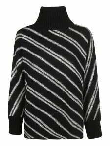Ermanno Scervino Striped Sweater