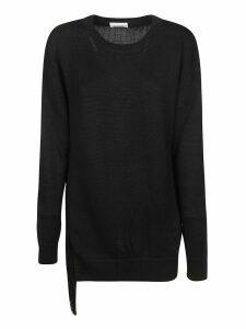 Dondup Fringed Sweater