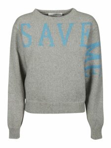 Alberta Ferretti Save Me Sweatshirt
