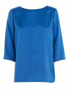 Gianluca Capannolo Cloris Sweater L/s Crew Neck Satin