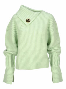Jw Anderson Asymmetric Collar Sweater