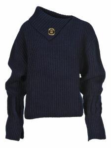 Jw Anderson Asymmetric Collar Sweater