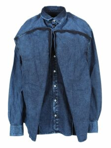 Y/project Panelled Oversize Shirt