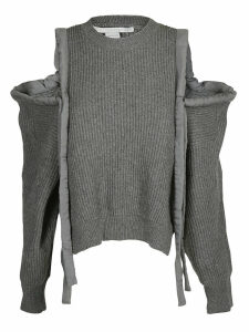 Stella McCartney Ribbed Shoulder Jumper