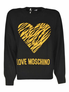 Love Moschino Heart Sweater