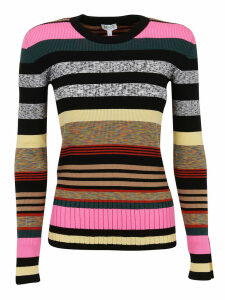 Kenzo Multicolor Striped Jumper