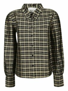 Les Coyotes De Paris Checked Shirt