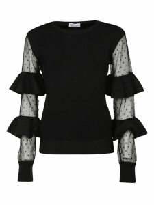RED Valentino Ruffled Blouse