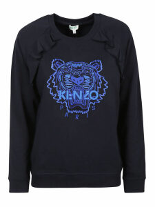 Kenzo Ruffled Tiger Sweatshirt