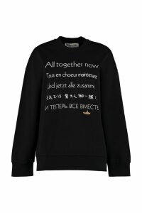 Stella McCartney all Together Now Cotton Crew-neck Sweatshirt
