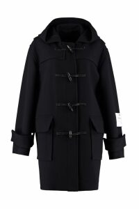 MSGM Virgin Wool Coat