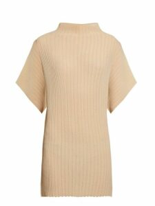 The Row - Karolina Plissé Blouse - Womens - Beige