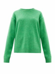 Acne Studios - Samara Wool Sweater - Womens - Green