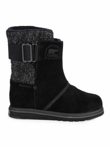 Rylee Waterproof Faux Fur Suede Boots