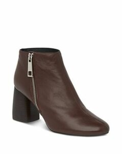 Whistles Women's Pippa Block Heel Ankle Boots