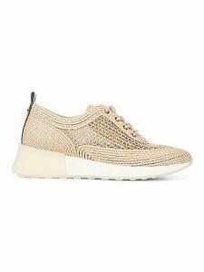 Delma Raffia Sneakers