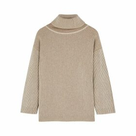 Hawico Hannalee Ribbed Cashmere Jumper