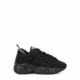 Acne Studios Manhattan Black Panelled Sneakers