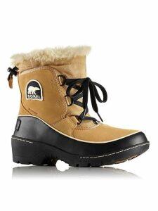 Tivoli III Faux Fur-Trimmed Boots