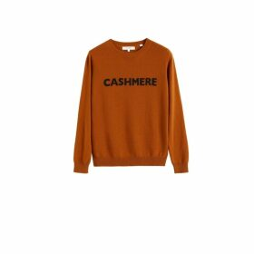 Chinti & Parker Ginger Cashmere Sweater