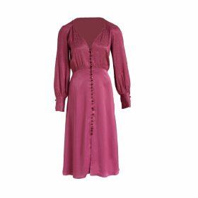 NOOKI DESIGN - Elodie Dress Mini Leopard