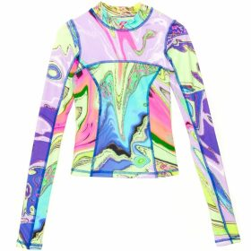 Isabel Manns - Reversible Emily Wrap Top