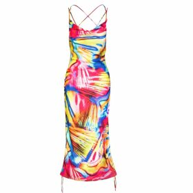 At Last. - Soho Shirt-Ochre Paisley