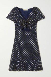 Ksubi - Spray On Throwblack Cropped Mid-rise Skinny Jeans - 23