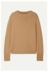 RE/DONE - 40s Wool And Cashmere-blend Sweater - Camel