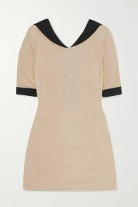 APIECE APART - Marston Cropped Stretch-cotton Corduroy Slim-leg Pants - Pink