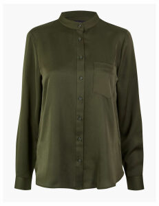M&S Collection Satin Shirt