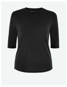 M&S Collection Fitted T-Shirt