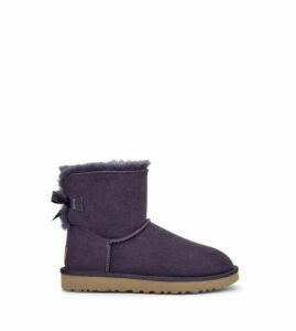 UGG Mini Bailey Bow Ii Boot Womens Boots Nightshade 7