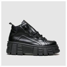 Schuh Black Rumble Trainers