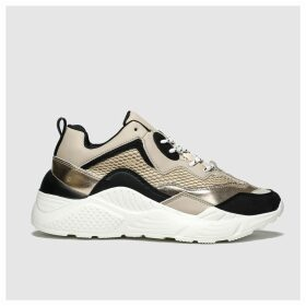 Schuh Bronze Flair Trainers