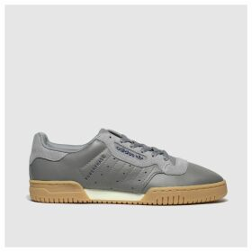 Adidas Grey Powerphase Trainers