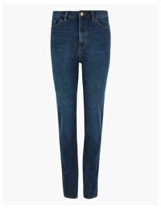 M&S Collection Magic Smooth Straight Leg Jeans