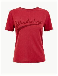 Per Una Wanderlust Regular Fit T-Shirt
