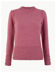 Per Una Volume Sleeve Jumper
