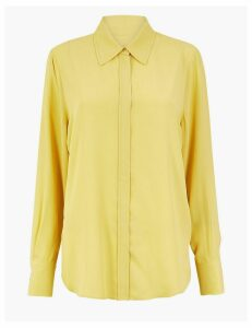 Autograph Collared Neck Blouse
