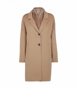 Removable Padded Gilet Coat